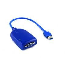 Адаптер (переходник) USB 3.0 to VGA (Windows 7/8)