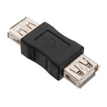 Адаптер (переходник) USB A, FF, female to female