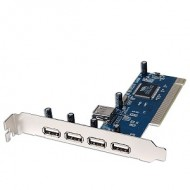 Контроллеры PCI (0)