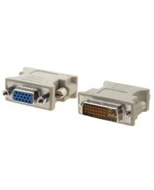 Адаптер (переходник) DVI to VGA