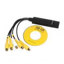 Адаптер (переходник) USB Easy cap 4-channel