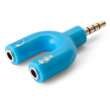 Адаптер (переходник) Stereo Splitter (Microphone Splitter)