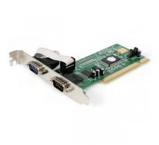 Контроллер PCI to 2xCOM (RS-232) controller