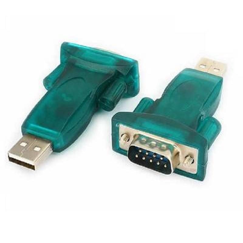 Адаптер (переходник) USB to COM (RS-232) без кабеля