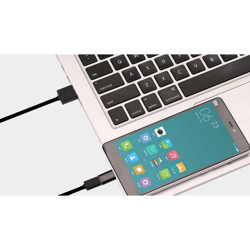 Адаптер (переходник) Micro USB to USB type-C adapter, Xiaomi
