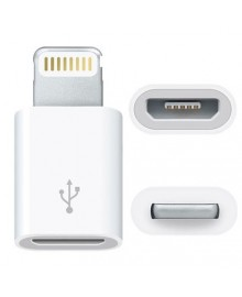 Адаптер Lightning 8-pin to Micro USB