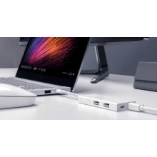 Адаптер (переходник) Xiaomi USB-C to mini Displayport + 2xUSB 2.0