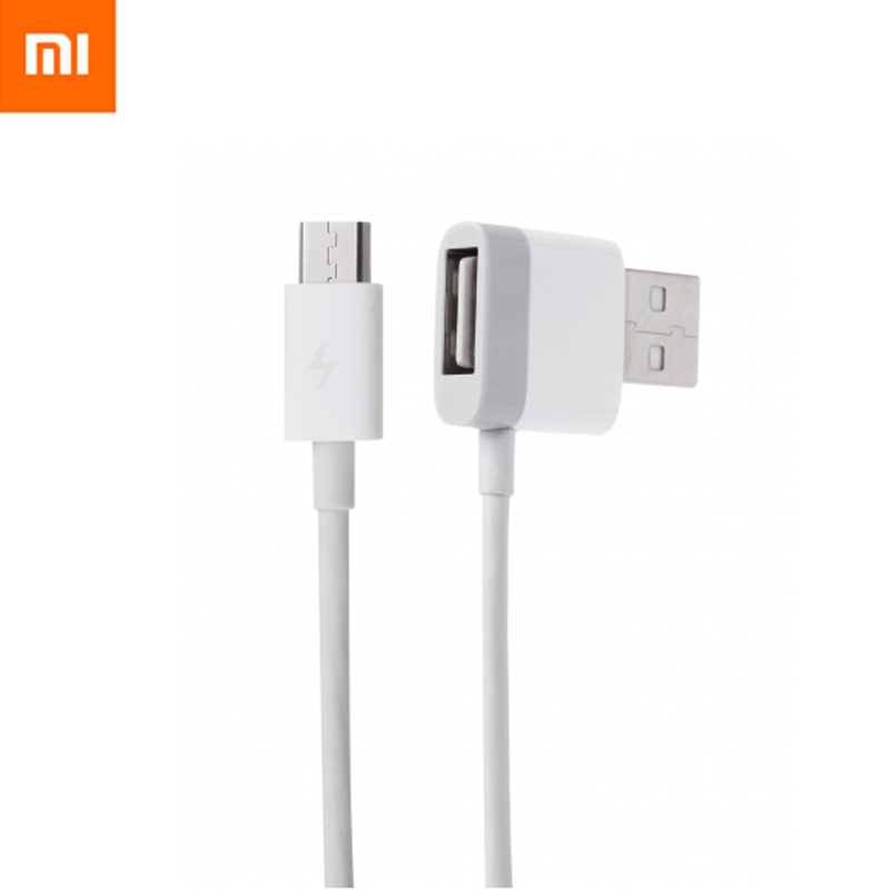 Xiaomi ZMI кабель micro USB to USB in &out, 120cm