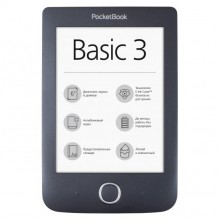 Электронная книга PocketBook PB614-2-E-CIS черный