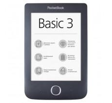 Электронная книга PocketBook PB614-2-E-CIS черный