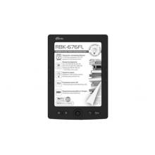 Электронная книга Ritmix RBK-676 черный