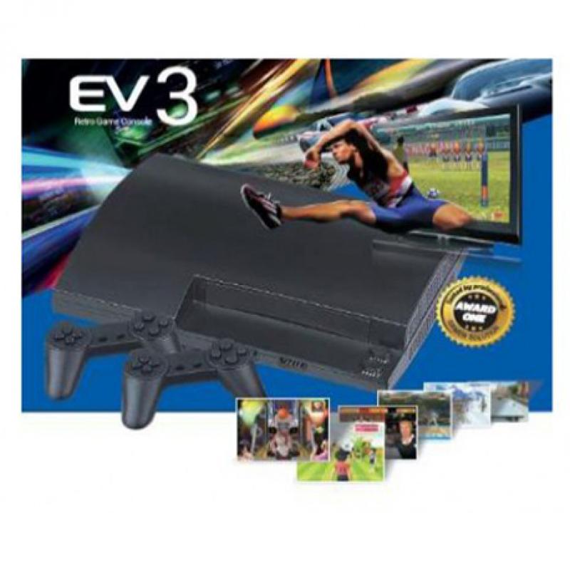 Игровая ТВ-приставка EV3 Retro Game Console