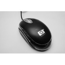 Мышь HP H-101, USB optical mouse