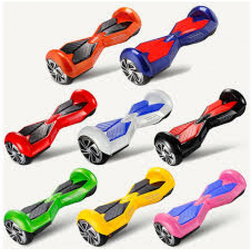 "Гироскутер FREEGO Smart Balance Wheel Lambo, колеса 8"", зеленый"