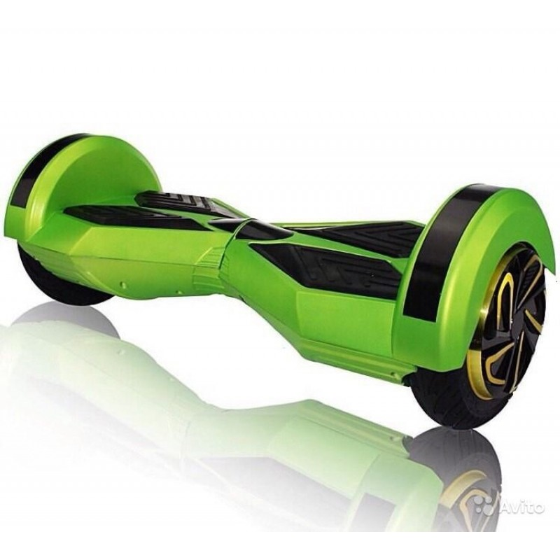 "Гироскутер FREEGO Smart Balance Wheel Lambo, колеса 8"", зеленый"