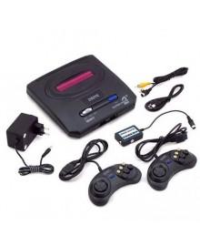 Игровая ТВ-приставка SEGA MEGA DRIVE II со встроенными играми