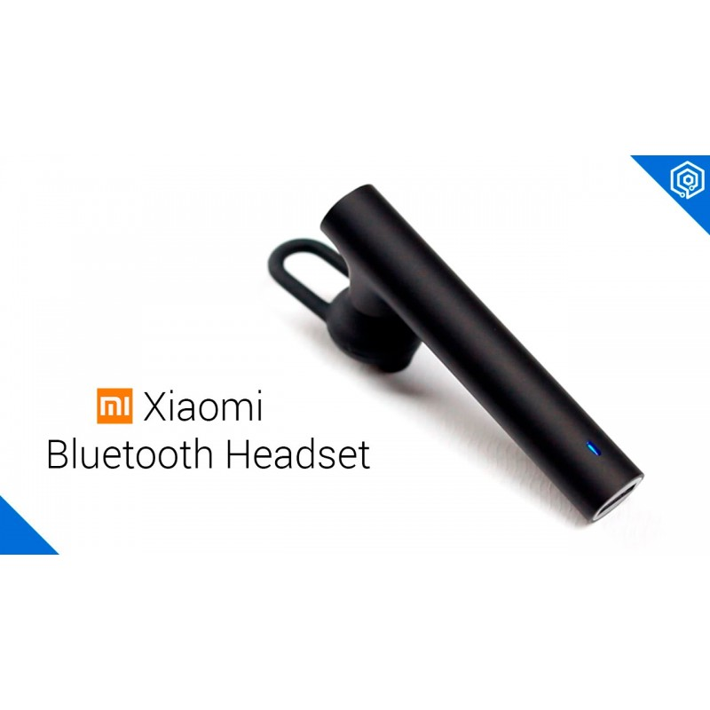 Xiaomi Mi Bluetooth Headset, гарнитура Hands-Free