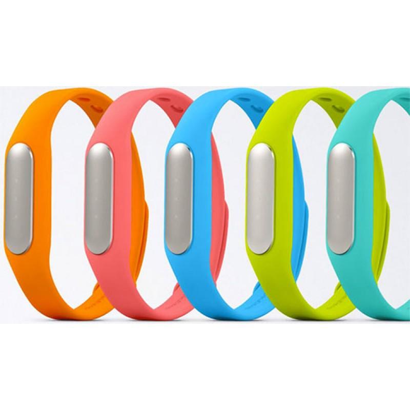 Браслет для Xiaomi MiBand, цветной ремешок