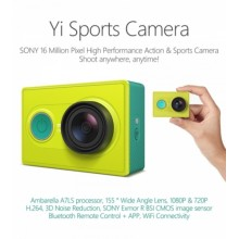 Xiaomi Yi camera Basic Edition, спортивная экшн-камера