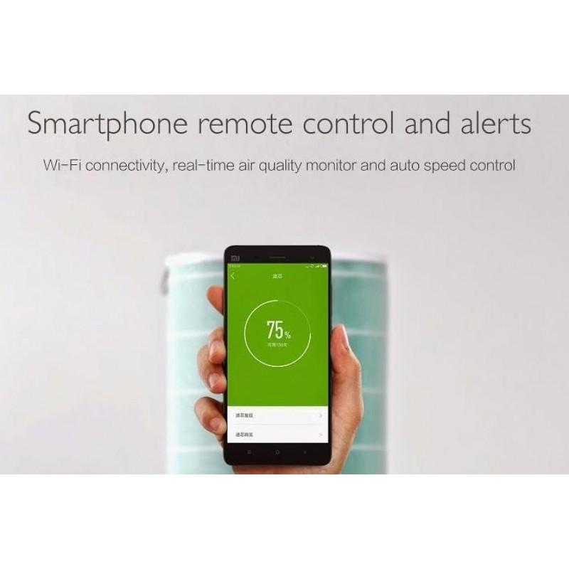 Xiaomi Mi Air Purifier, Умный очиститель воздуха