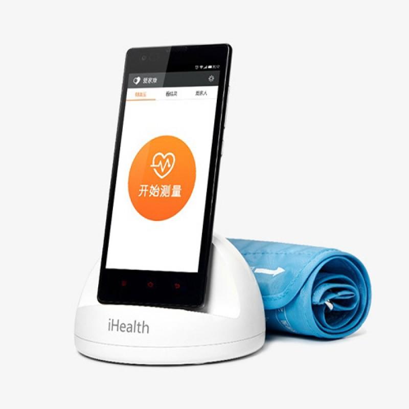 Xiaomi iHealth, измеритель давления