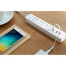 Xiaomi Mi Power Strip, умный удлинитель, белый