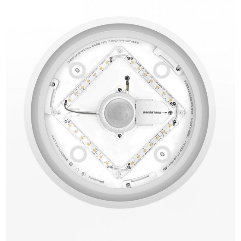 Xiaomi Yeelight Meteorite LED Ceiling Light Mini, потолочный светильник с датчиком движения