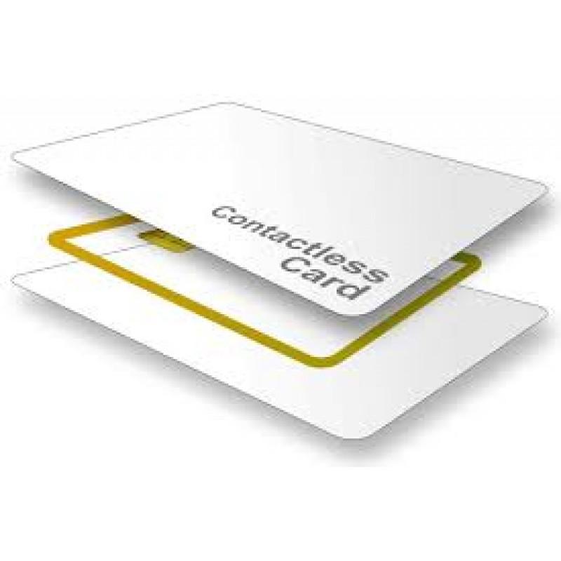 RFID бесконтактная Proximity карта стандарта Em-Marin EM4100, под печать