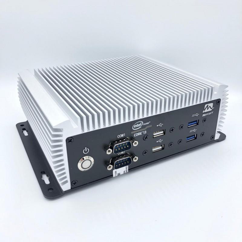 Неттоп Mini PC Mercury M511, Intel Core i3-4005U, 4GB/ 128Gb мини-компьютер