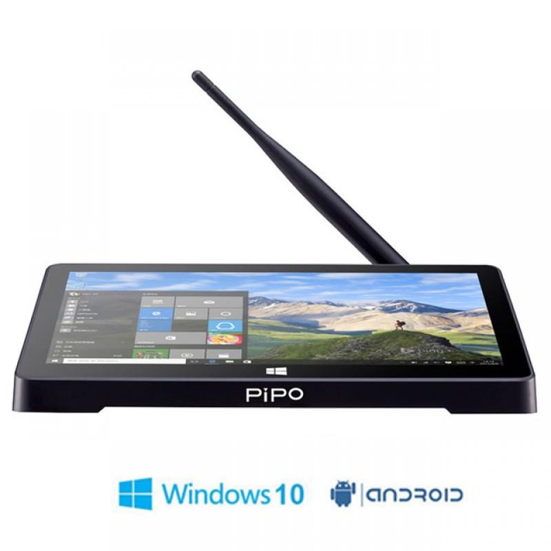 "Pipo miniPC X8 Pro, неттоп с 7""дисплеем"