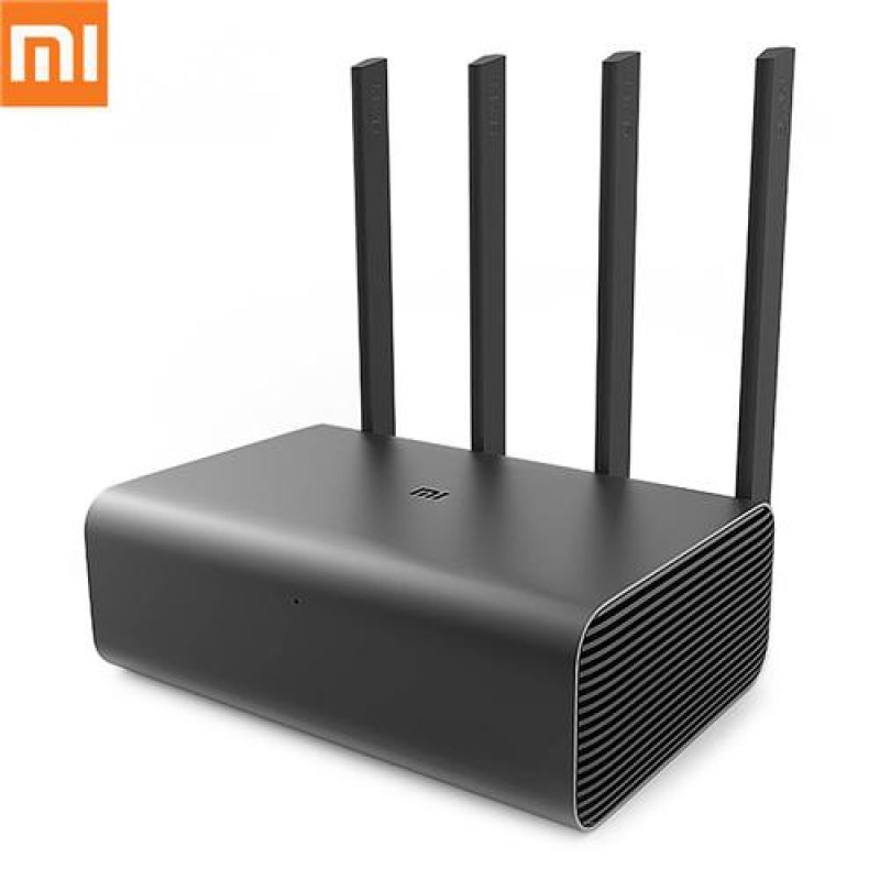 Xiaomi Mi Router Pro, R3P, Gray, смарт-роутер