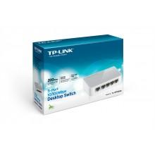 Настольный коммутатор Tp-link TL-SF1005D, 5-port 10/100