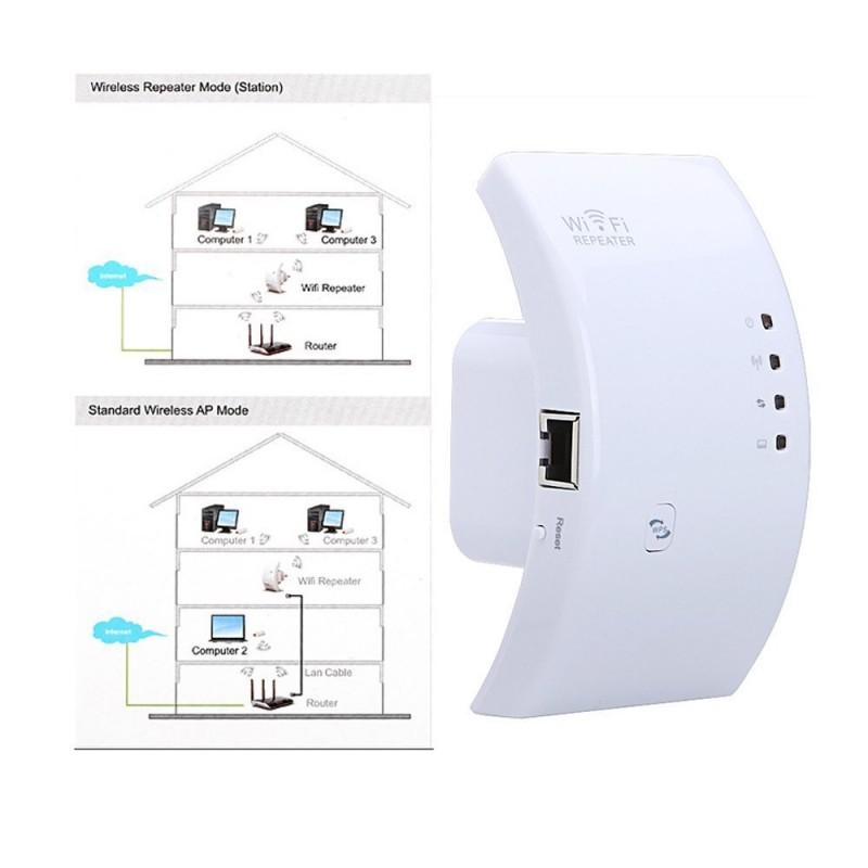 Повторитель WIfi сигнала Wifi Repeater