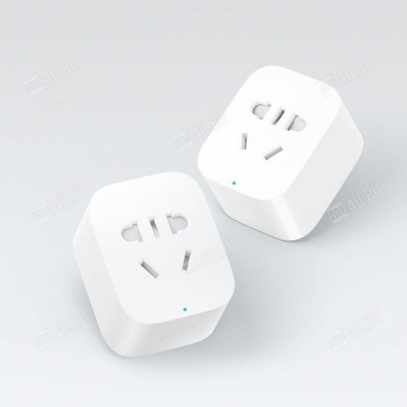 Xiaomi Mi Smart Socket ZigBee, умная беспроводная розетка