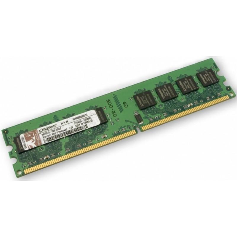 Оперативная память  Kingston DDR2 1Gb, 800MHz, DIMM