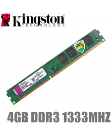 Оперативная память  Kingston DDR3 4Gb, 1333MHz, DIMM