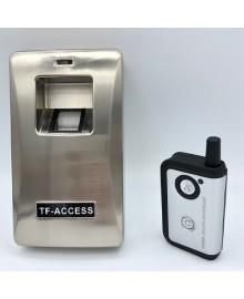 Биометрический доступ по отпечатку пальца. SmartLock DS-208G