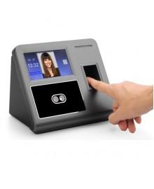 Биометрическая система учета доступа с отпечаком пальца и распознаванием лица  SmartLock CT-B208