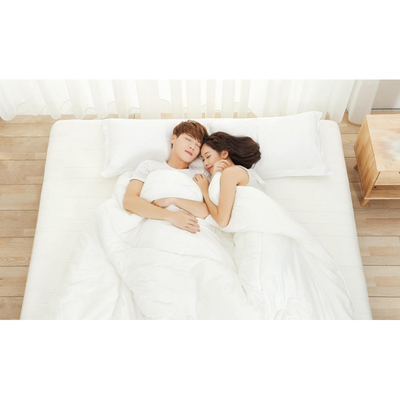 Xiaomi одеяло 8H 3D warmer blanket, размер 200*230cm, 1288g