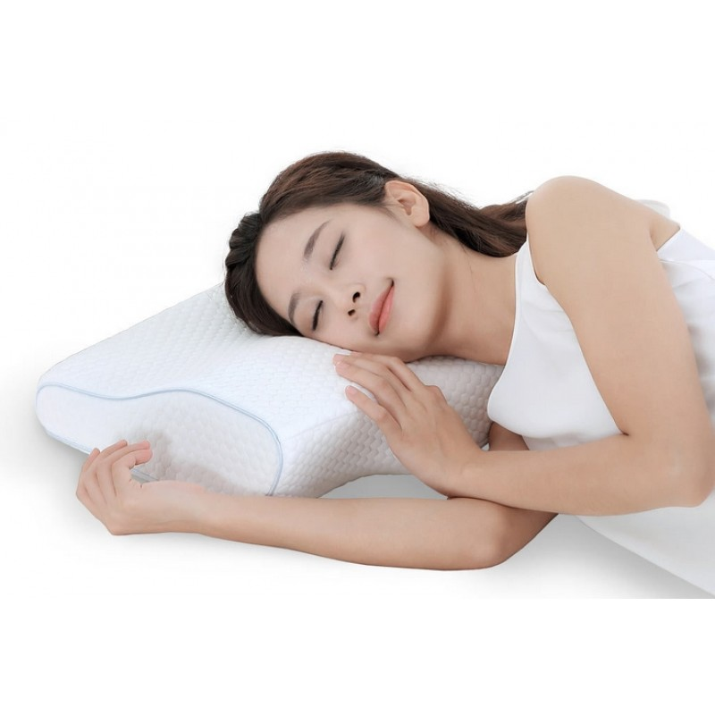 "Xiaomi 8H butterfly neck pillow memory foam H2, подушка c ""памятью"""