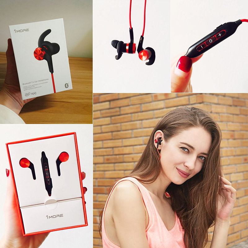 Xiaomi 1MORE-iBFree Bluetooth Headset eba7504d8c35b