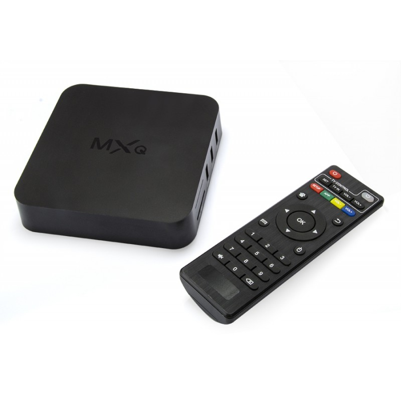 Android TV-box Mini PC MX-Q 4K