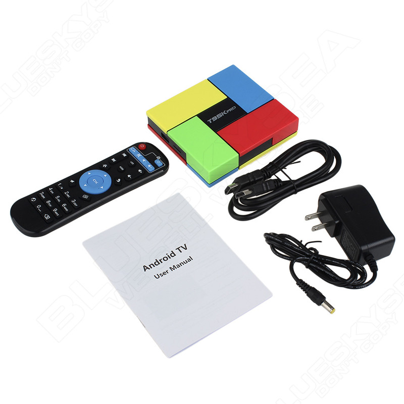 Android TV-box Mini PC T95K Pro