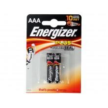 Батарейки ENERGIZER AAA, 2 шт