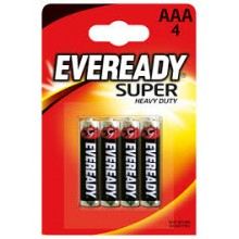 Батарейки EVEREADY AAA, 4 шт