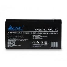 Батарея SVC 12V  7,5Ah