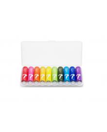 Батарейки Xiaomi Mi Rainbow Zi7 AAA Batteries, 10 шт, разноцветные