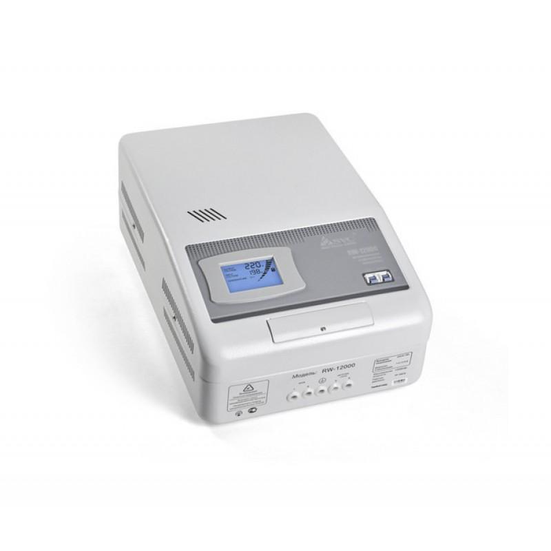 Стабилизатор (AVR) SVC RW-12000(10000Вт) с LCD-дисплеем