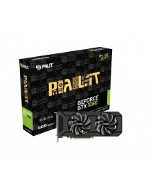 Видеокарта Palit GeForce GTX1060 Dual 6144Mb