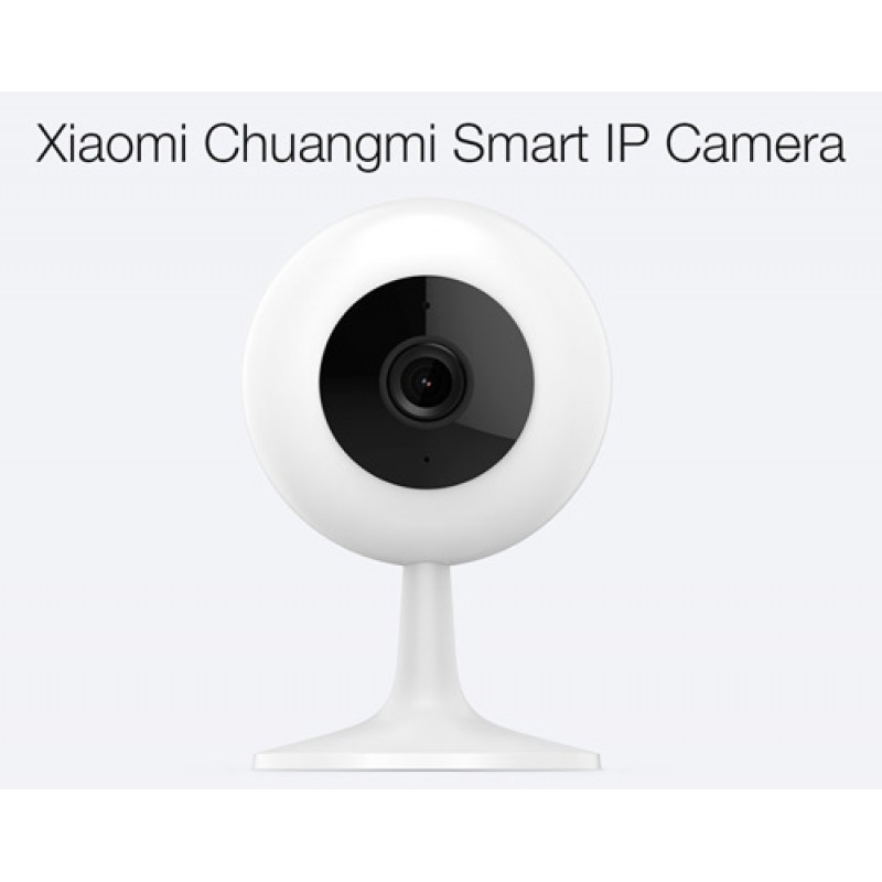 Xiaomi ChuangMi White Smart IP Camera 720P, IP-камера